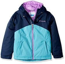 Columbia Winter Jacket Size Chart Amazon Com Columbia Kids Womens Crash Course Jacket