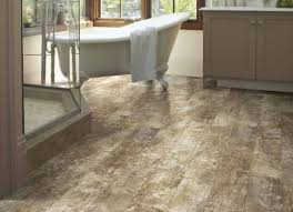 Vinyl Plank Flooring Kitchen Tile Vs Vinyl Plank For Your Bathroom Remodel