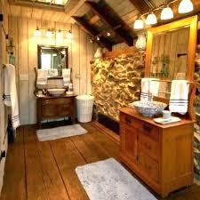 rustic bathroom rugs cabin fresh pueblo collection rug sets