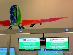 What Is It Like To Fly Tap Portugal Economy Class More