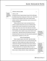 Writing a Research Report in American Psychological Association Design  Synthesis