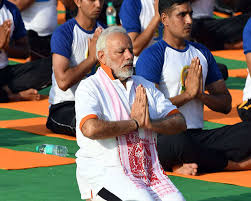 narendra modi 4th international yoga day yoga has bee unifying force of the world says pm modi the economic times video et now