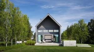 architecture design for home. Ontario Holiday Home By Scott Posno Takes Cues From Indigenous Architecture Design For