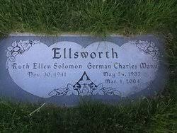 German Charles Mann Ellsworth (1937-2004) - Find A Grave Memorial