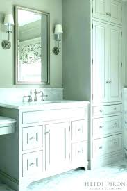bathroom linen cabinets storage ideas closet cabinet towel built in wardrobe closet system customized