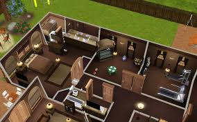 Small Picture The Sims 3 Home Building and Design Sims home ideas Pinterest