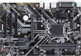 Материнская плата <b>Socket</b>-1151v2 Gigabyte H310 D3 2xDDR4, PCI