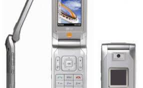 LG KU730 chez Orange