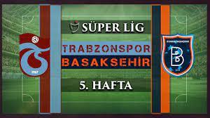 Trabzonspor - Başakşehir / Süper Lig 5. Hafta ( FIFA 21 / PES 2021 Maç  Simülasyonu ) - YouTube