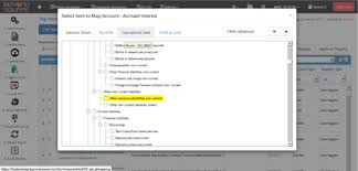 Chart Of Accounts For Technology Company Unified Chart Of Accounts Accountancy Services