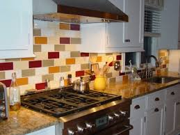 Tile Backsplash Install Simple Handmade Tile Ceramic Stamped Relief Installation Pros