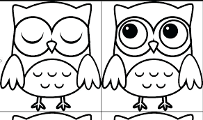 owl coloring pages. Interesting Coloring Coloring Pages Owls Snowy Owl Page Colouring  Color Throughout L