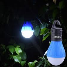 Portable Camping Hanging Led Lamp Energy Saving Tent Night Light
