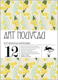 art nouveau gift creative paper book vol 1 amazon co uk pepin van roojen 9789460090134 books