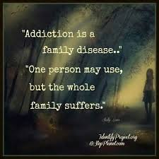 Blog Post About Coping With A Loved One Who Struggles With Addiction New Addiction Quotes