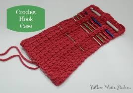 Crochet Hook Case Pattern