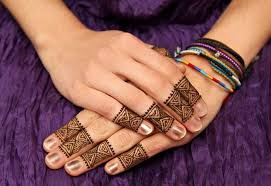 Small Picture 25 Beautiful Mehndi Designs for Fingers Our Best Collection