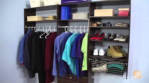 martha stewart living closet system deluxe the home depot