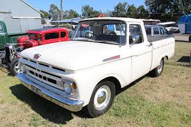 Ford F-Series Pickup Trucks History, 1961-1966