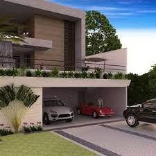 O estilo neoclássico combina com linhas modernas e molduras. Casa Moderna Com Aclive De Italico Special Homes