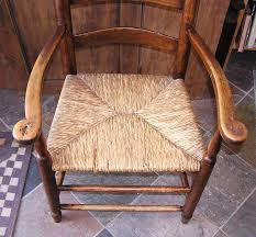 massachusetts shaker style ladder back rush seated arm chair massachusetts shaker style ladder back rush seated arm chair circa 1790 1820 for