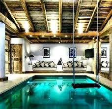 Houses With Pools Inside 4513 Decorating Ideas