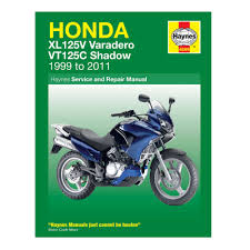 haynes workshop manual honda xl125 varadero vt125 shadow demon haynes workshop manual honda xl125 varadero vt125 shadow