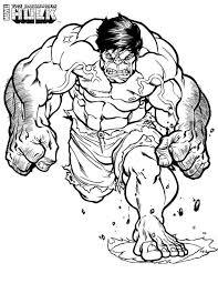 Hulk Da Colorare 15 Disegni Da Colorare E Stampare Gratis