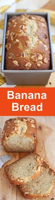 Banana Bread Easy Delicious Recipes