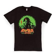 Loot Crate Shirt Size Chart Loot Crate Rugrats Reptar Black Mens T Shirt