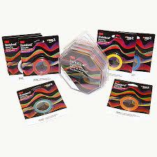 Scotchcal Striping Tape Chart 3m Scotch Scotchcal Striping Tape