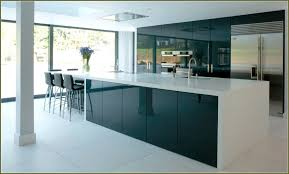 ... Terrific Painting Glossy Kitchen Cabinets Modest Scheme Of High Black Gloss  Kitchen Doors Uk: Full