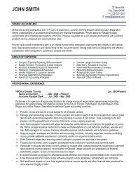 Account Assistant Resume Example Accounting Cv Templates Free