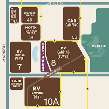 Stagecoach 2020 Seating Chart Advance Sale Info Stagecoach 2020