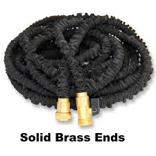 best expandable garden hose review. Want A Good Looking Hose Too, Thus The Brass Endings Add To Beauty Of Design. It Also Comes With 12 Month Warranty For Manufacturing Defects Best Expandable Garden Review