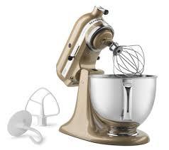 kitchenaid 5 quart artisan stand mixer gold shimmer