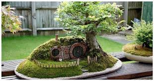 Small Picture Exellent Fairy Garden Pictures To Make A Throughout Design