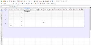 Spreadsheet Tracking A Spreadsheet Based Music Tracker Get Ready To Rock Your