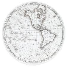 wall globe map wallpaper collection