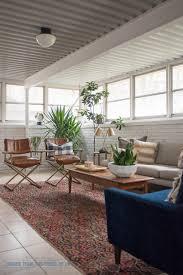 Sunroom Office Design
