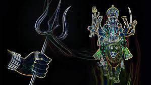 Goddess Durga Sherawali Maa Ambe Rani ...