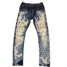 Rock Revival Jeans Size Chart Women S Royal Wolf Custom Rock Revival Jeans Diamond Cut Jeans Clothing Wholesale Pearl Mens Rhinestone Decorate Jeans View Custom Rock Revival Jeans Royal