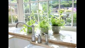 Garden Window For Kitchen Good Kitchen Garden Window Ideas Youtube