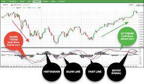 I Spy Spotting Stock Trends At A Glance With Macd Ticker Tape