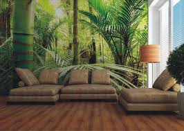 wall murals for living room. Wall Murals Nature   Mural Wallpaper Jungle Wilderness Plant Photo 360 Cm X 270 . For Living Room