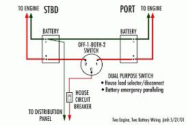 marine battery switch wiring diagram wiring diagram simonand boat wiring diagram software at Marine Battery Wiring Diagram