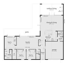 l shaped house plans with courtyard lovely 13 best pacific northwest images on of l