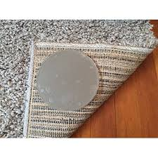 floor mats for moving snagshout sticky discs non slip rug pads on anti how to stop