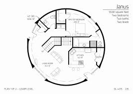 geodesic dome home floor plans inspirational floor plan dl 4510 monolithic dome institute single wide mobile