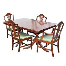 Duncan Phyfe Dining Room Chairs Custom Design